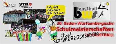 30. Baden-Württembergische Schulmeisterschaften in Schwieberdingen