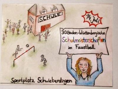 30. Baden-Württembergische Schulmeisterschaft - 61 Mannschaften haben gemeldet