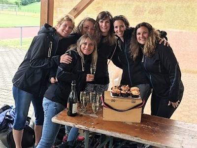 2. Bundesliga Süd - Frauen: 4:4 Punkte beim Doppelspieltag