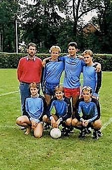 1. Baden-Württembergische Schulmeisterschaft 1988 in Degerloch