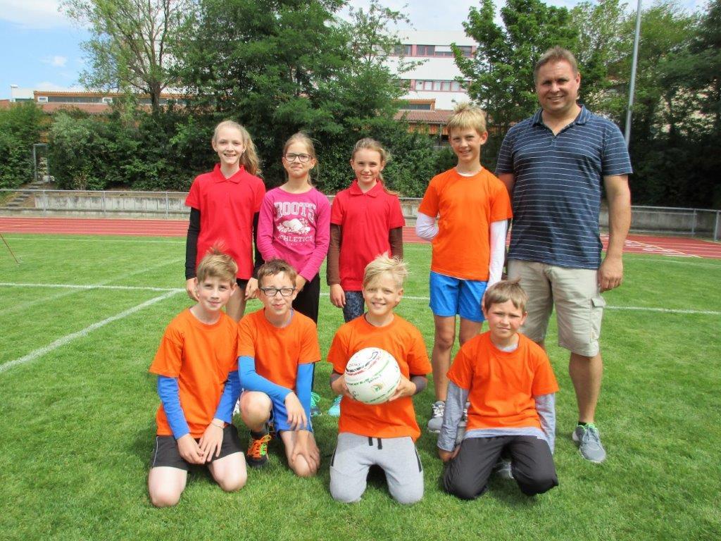 30. Baden-Württembergische Schulmeisterschaften - HBS auf Platz 12