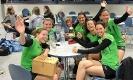 TSV-Damen-Team beim Turnier in schwieberdingen_1